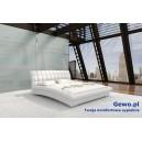 Łóżko tapicerowane do sypialni Gewo 105