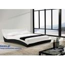 Łóżko tapicerowane do sypialni Gewo 120