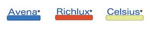 Materac Cortina Visco Lux ATM piankowy termoelastyczny - wkład Avena, Richlux, Celsius