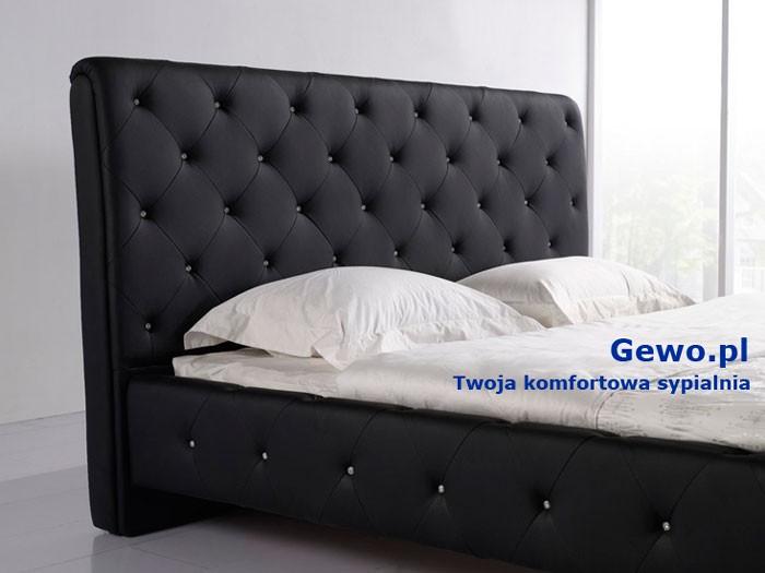 łóżko Tapicerowane Do Sypialni Gewo 129