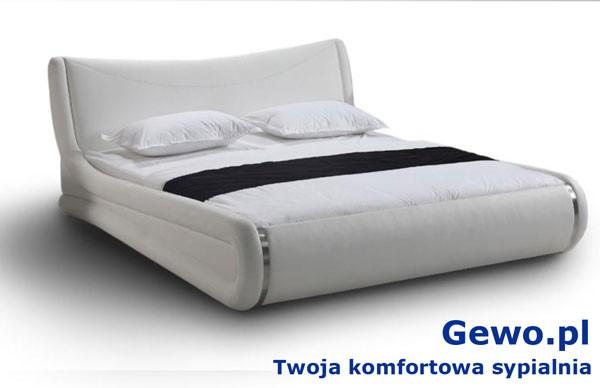 Łóżko tapicerowane do sypialni Gewo 167 180x200 cm