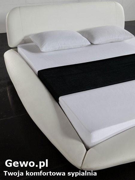 Łóżko tapicerowane do sypialni Gewo 169 180x200 cm
