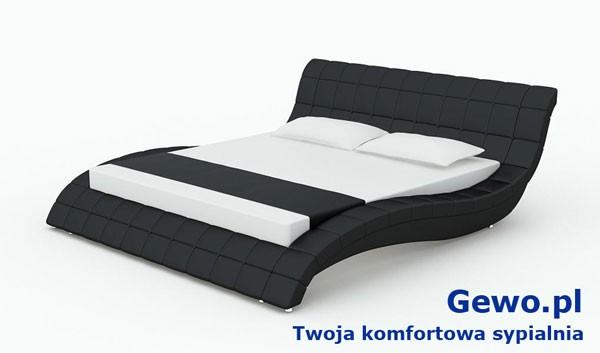 Łóżko tapicerowane do sypialni Gewo 174 160x200 cm