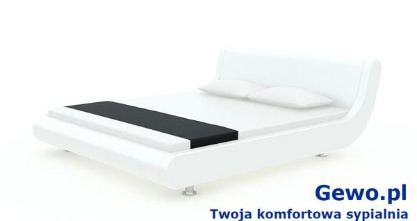 Łóżko tapicerowane do sypialni Gewo 154 180x200 cm