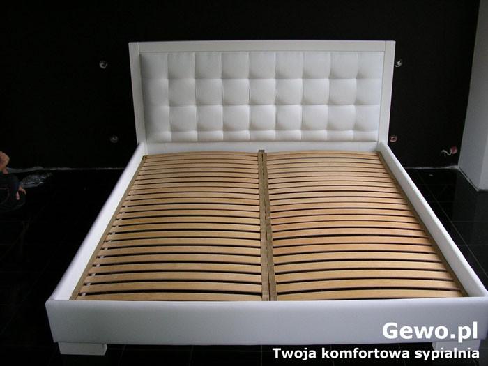 łóżko Tapicerowane Do Sypialni Gewo 116