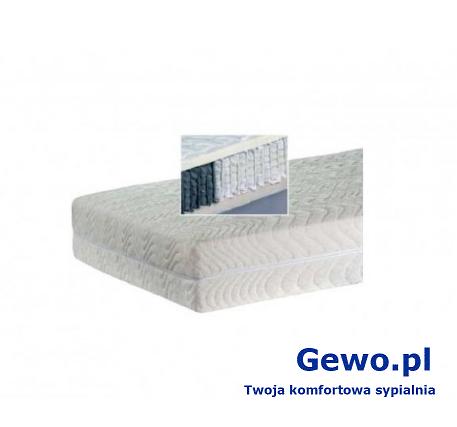 Materac JMB Multi 500 PLX H2 Kieszeniowy Piankowy Lateksowy 2 lata gwarancji + Mega Gratisy