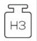 Materac Capri H2/H3 90x200 cm ATM wysokoelastyczny, piankowy, termoelastyczny - mega gratisy
