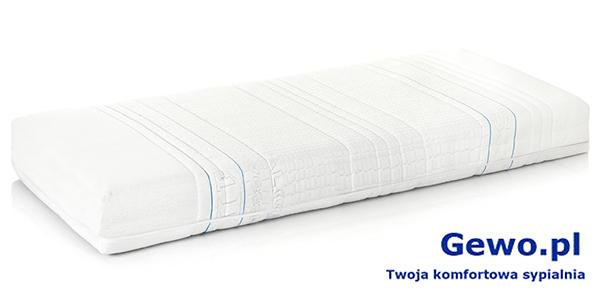 Materac do spania Dualsleep Hevea Comfort Amore lateksowy rehabilitacyjny antyalergiczny + Mega Gratisy