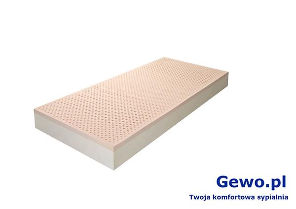 Materac do spania lateksowy ortopedyczny antyalergiczny Hevea Body Comfort