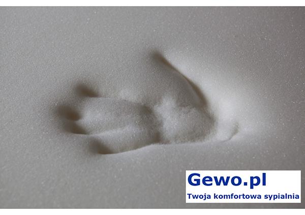 Promocja Materac Hevea Topper Visco nawierzchniowy antyalergiczny