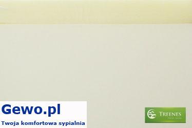 Materac do spania ortopedyczny Treenes Visco Gold 20 - pianka visco gewo.pl