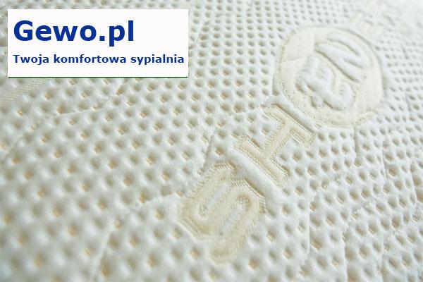 Materac do spania ortopedyczny Treenes Gold 20 - gewo.pl - pokrowiec shenergy premium