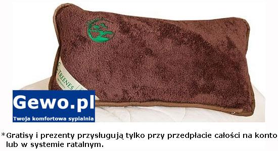 poduszka do materaca do spania treenes 90x200 - gewo.pl