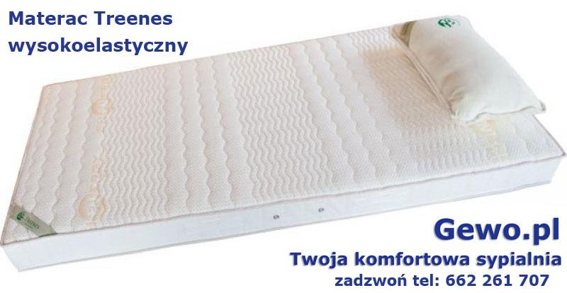 materac do spania ortopedyczny treenes - gewo.pl