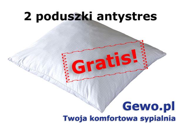 gratis poduszki antystresowe do materaca janpol Vita 180x200 cm