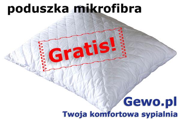 do materaca andromeda 90x200 Janpola - gratis dodaje poduszkę z mikrofibry
